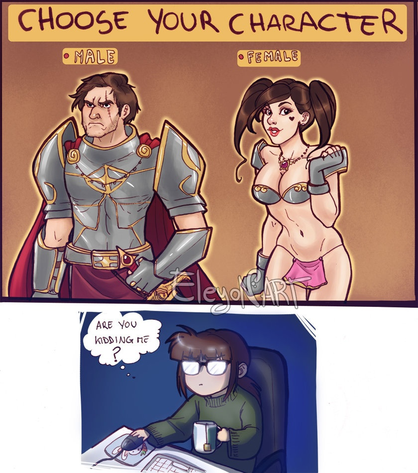 Armor Comic