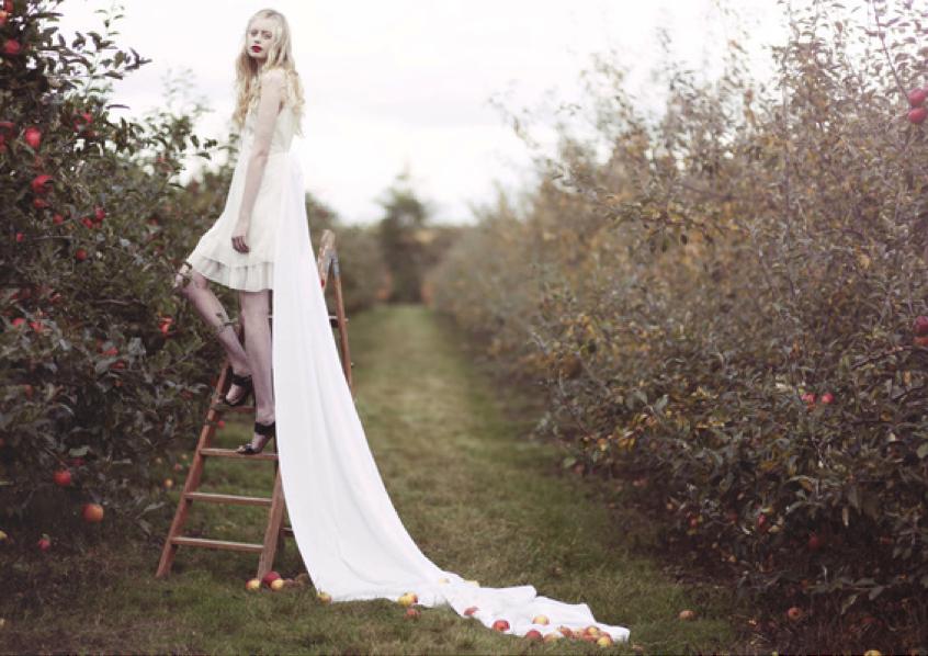 """Eleanor Hardwick, """"Apple of My Eye,"""" May 2010"""