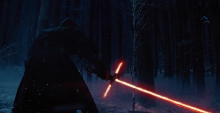 Light Saber-Daniel Fandino- Digital America - Star Wars