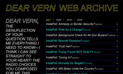 Dear Vern Response Featured Image